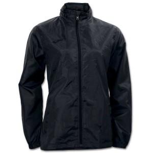 בגדי חורף ג'ומה לנשים Joma  Galia Rainjacket - שחור