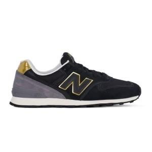 נעליים ניו באלאנס לנשים New Balance WR996 - שחור/אפור