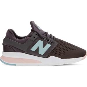 נעליים ניו באלאנס לנשים New Balance WS247 - חום/אפור