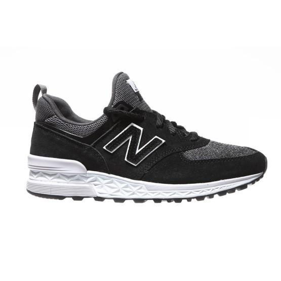 נעלי ריצה ניו באלאנס לנשים New Balance WS574 - שחור