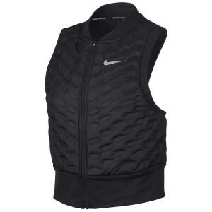 בגדי חורף נייק לנשים Nike  Aerolift Crop - שחור