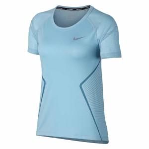 ביגוד נייק לנשים Nike  Dry Miler GX - תכלת