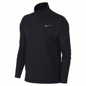 ביגוד נייק לנשים Nike  Element - שחור