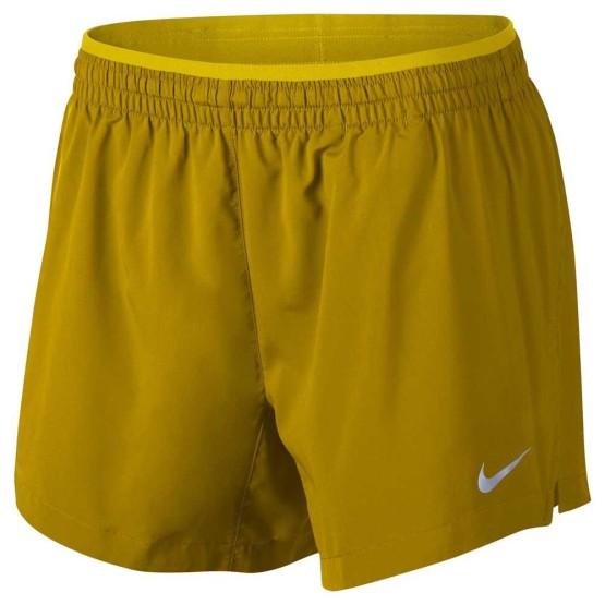 ביגוד נייק לנשים Nike  Elevate - חרדל