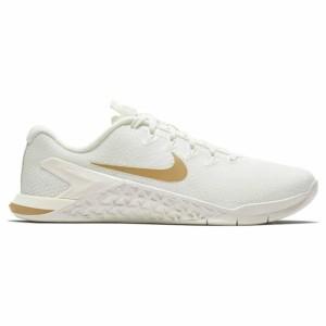 נעליים נייק לנשים Nike Metcon 4 Champion - לבן