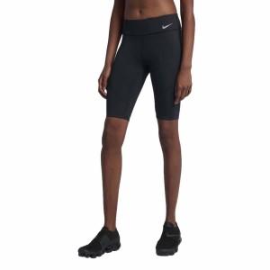 ביגוד נייק לנשים Nike  Power Epic Lux Half Cool - שחור