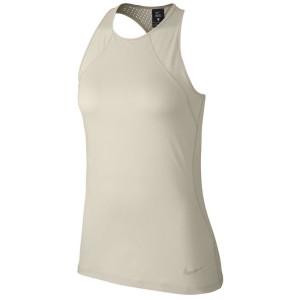 ביגוד נייק לנשים Nike Pro Hyerpcool - לבן