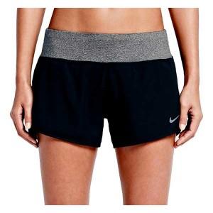 ביגוד נייק לנשים Nike  Rival 3 - שחור