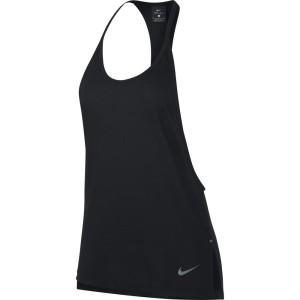 ביגוד נייק לנשים Nike  Tailwind Cool Lux - שחור