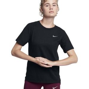 ביגוד נייק לנשים Nike  Tailwind - שחור
