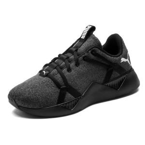 נעלי הליכה פומה לנשים PUMA Incite Knit - שחור
