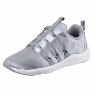 נעלי אימון פומה לנשים PUMA Prowl Alt Satin - אפור