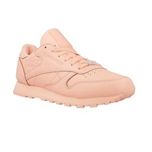 נעליים ריבוק לנשים Reebok Classic Leather L - אפרסק