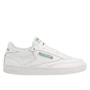 נעלי הליכה ריבוק לנשים Reebok Club C 85 Archive - לבן/ירוק