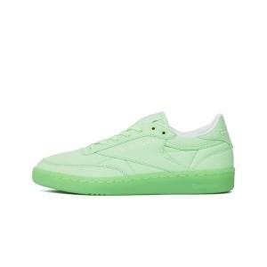 נעליים ריבוק לנשים Reebok Club C 85 Canvas Mint Green - ירוק