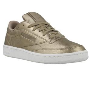 נעליים ריבוק לנשים Reebok Club C 85 Melted ME Pearl Metgrey Gold - זהב
