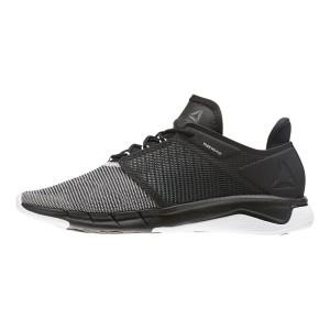 נעליים ריבוק לנשים Reebok Fast Flexweave - שחור/אפור