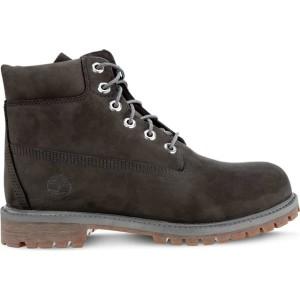 מגפיים טימברלנד לנשים Timberland 6 IN PREMIUM WATERPROOF - חום/אפור