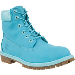 מגפיים טימברלנד לנשים Timberland 6 INCH PREMIUM WATERPROOF BOOT - תכלת