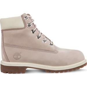 מגפיים טימברלנד לנשים Timberland 6 In Prem Wp - קרם קפוצ'ינו