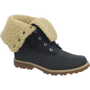 מגפיים טימברלנד לנשים Timberland SHEARLING 6 INCH BOOT - כחול