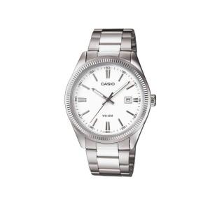שעון קסיו לגברים CASIO MTP_1302D - לבן