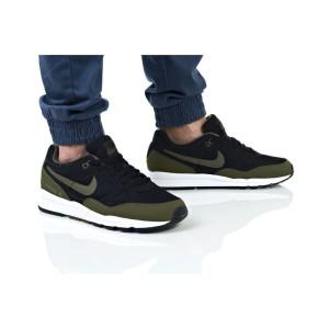 נעלי הליכה נייק לגברים Nike AIR SPAN II - שחור/ירוק