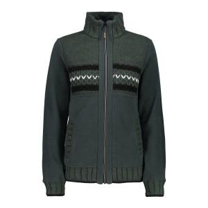 בגדי חורף סמפ לנשים CMP 38J3456 - ירוק