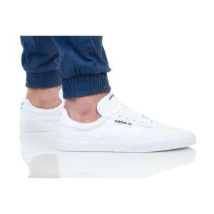 נעלי סניקרס אדידס לגברים Adidas Originals 3MC - לבן הדפס