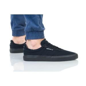 נעלי סניקרס אדידס לגברים Adidas Originals 3MC - שחור מלא