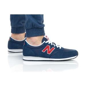 נעליים ניו באלאנס לגברים New Balance U420 - כחול/אדום
