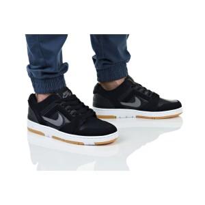 נעליים נייק לגברים Nike AIR FORCE II LOW - שחור