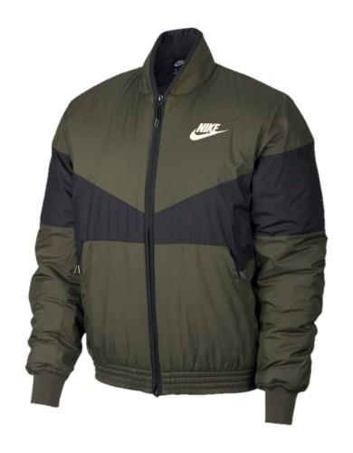בגדי חורף נייק לגברים Nike SYN FILL BOMBR GX - ירוק
