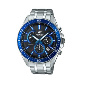אביזרים קסיו לגברים CASIO EFR_552D_1A3VU - כחול