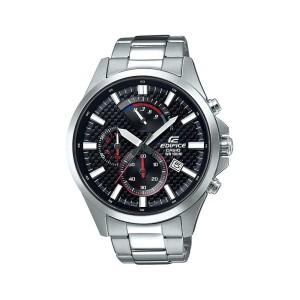 שעון אדיפיס לגברים EDIFICE EFV_530D - שחור