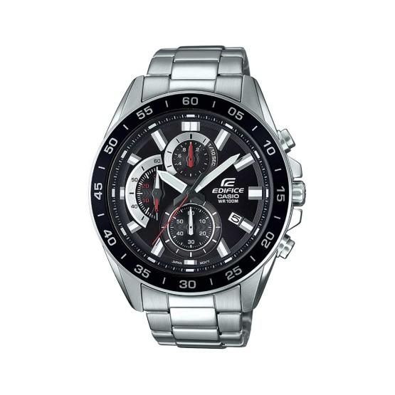 שעון אדיפיס לגברים EDIFICE EFV_550D - שחור