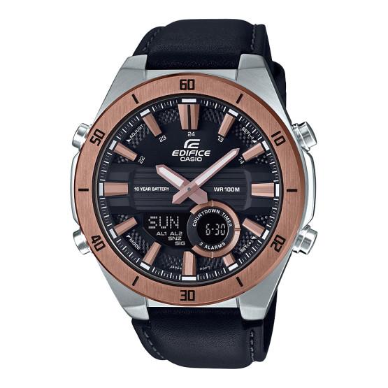 שעון קסיו לגברים CASIO ERA_110GL_1A - שחור