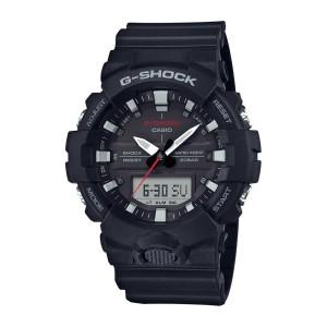 שעון קסיו ג'י-שוק ליוניסקס CASIO G-SHOCK GA_800 - שחור