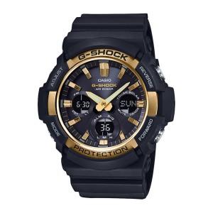 אביזרים קסיו ג'י-שוק לגברים CASIO G-SHOCK GAS_100G - זהב