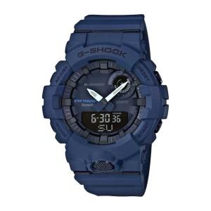 אביזרים קסיו ג'י-שוק לגברים CASIO G-SHOCK GBA_800 - כחול