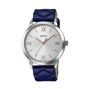 שעון קסיו לנשים CASIO LTP_E153L - כחול