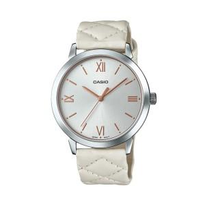 שעון קסיו לנשים CASIO LTP_E153L - לבן