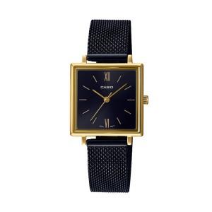 שעון קסיו לנשים CASIO LTP_E155MG - שחור