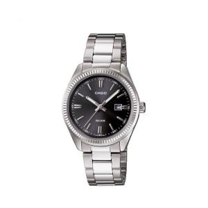 שעון קסיו לנשים CASIO LTP_1302D - שחור
