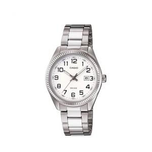 שעון קסיו לנשים CASIO LTP_1302D - כסף