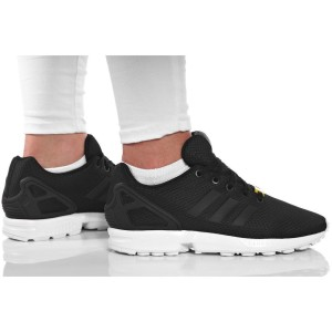 נעליים Adidas Originals לנשים Adidas Originals ZX FLUX K  - שחור