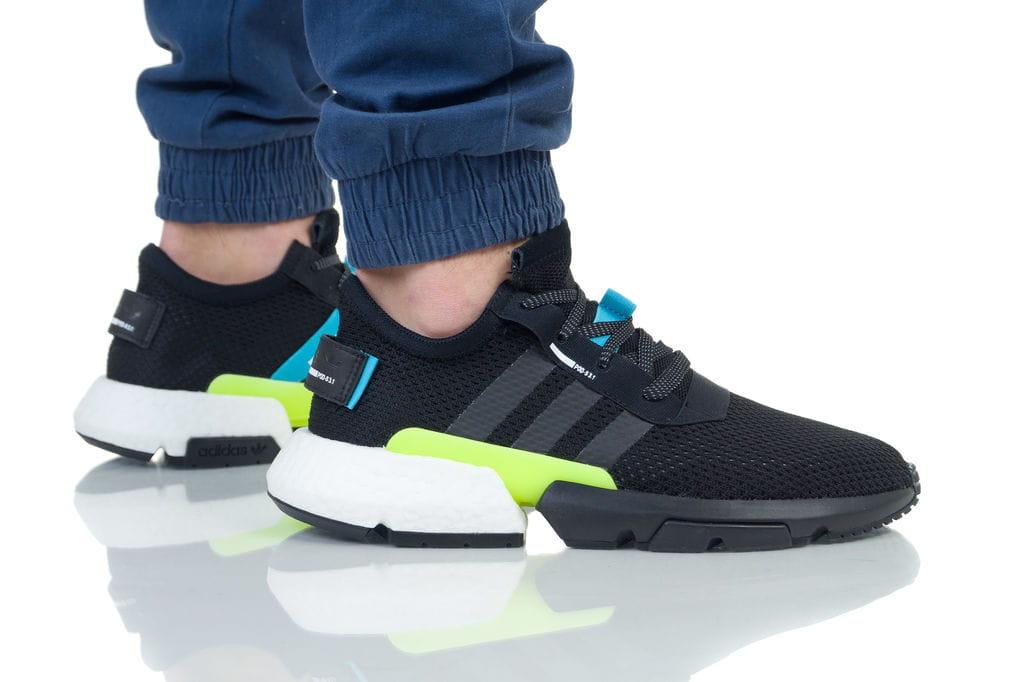 נעליים Adidas Originals לגברים Adidas Originals POD-S3.1 - שחור