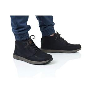 נעליים ריף לגברים Reef ROVER MID - כחול כהה