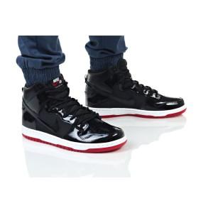 נעליים נייק לגברים Nike SB ZOOM DUNK HIGH TR QS - שחור