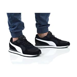 נעליים פומה לגברים PUMA VISTA - שחור/לבן